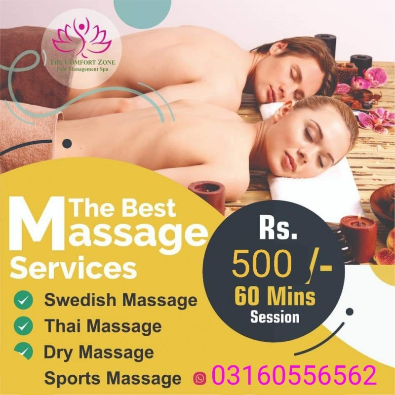 Ali Massager Home Service Ladies And Couples